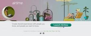 Aprenda como usar Airtime! novo serviço de chat de vídeo para Facebook