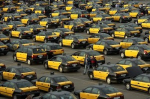 Quanto custa um taxi em Barcelona (Aeroporto)
