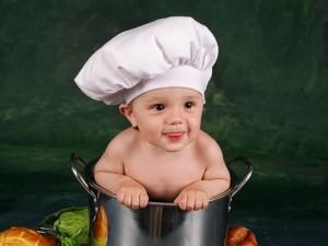 Papinha pronta e papinhas caseiras tem o mesmo valor nutricional?