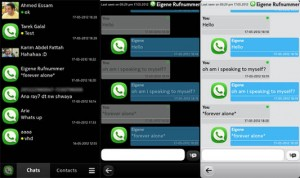nokia n9 whatsapp