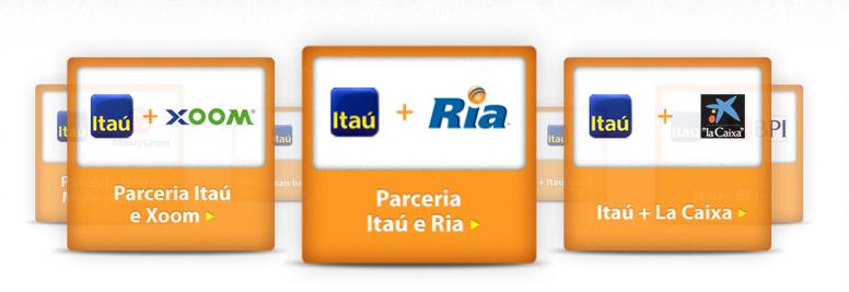 Receber no brasil dinheiro vindo do exterior ita remessa internacional Remessa de dinheiro para o exterior