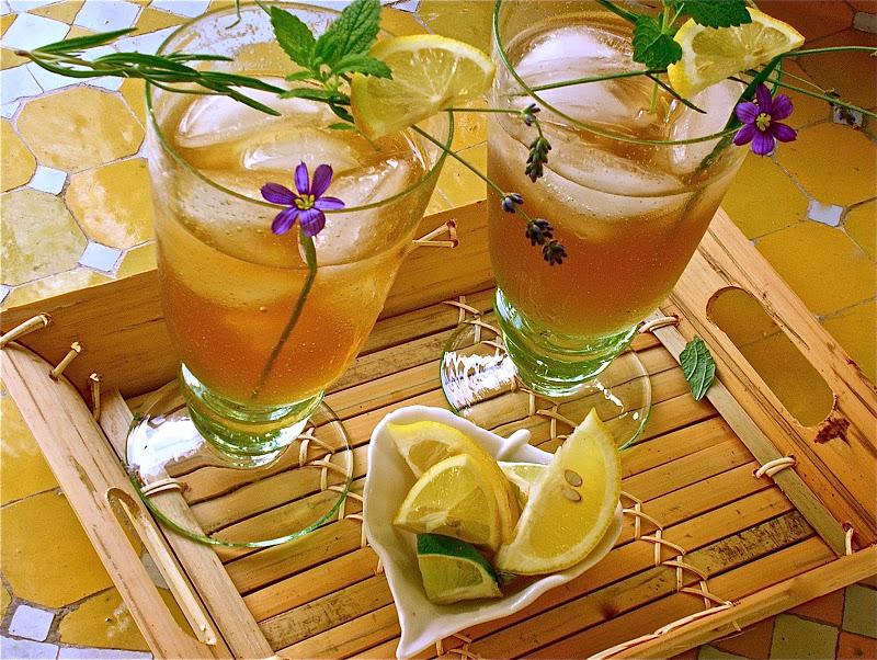 chá-gelado