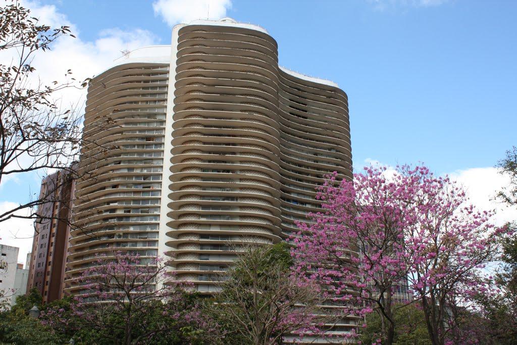 edifício-Niemeyer
