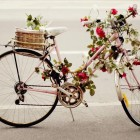 bicicleta-enfeitada-rosas