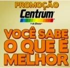 promoção CENTRUM