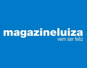 logo lojas magazine Luiza