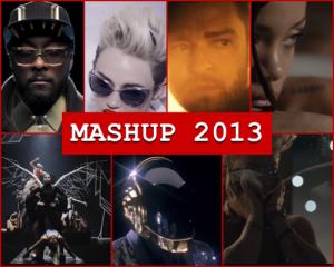 MASHUP com as musicas mais tocadas de 2013