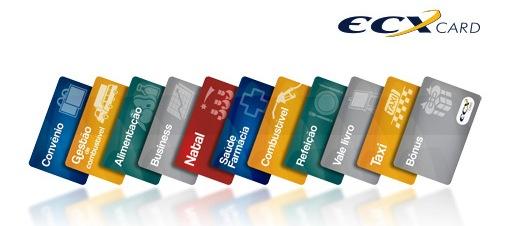 cartão ECX Card