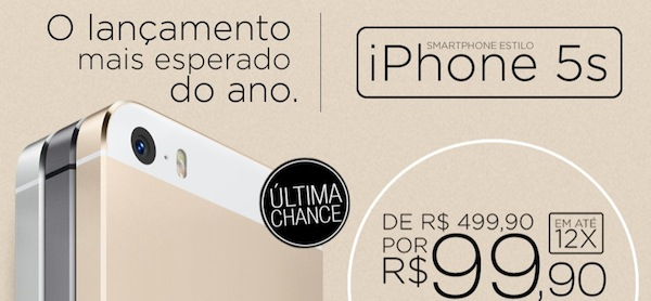 iphone falso pirata