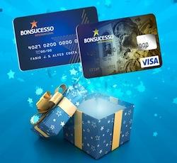 Cartão Bonsucesso Visa