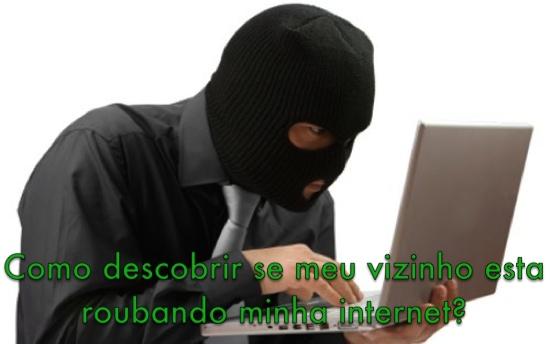 roubando wifi