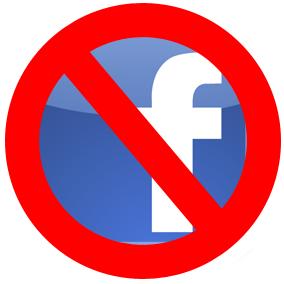 como desconectar o facebook de outros lugares