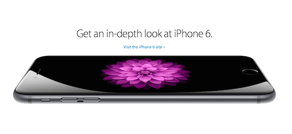 preço do iPhone 6 na Europa