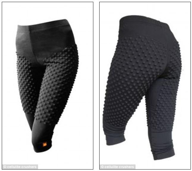 calças anti-celulite