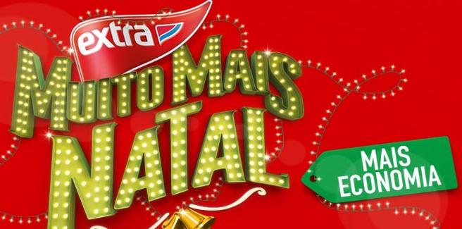 extra promoçao de Natal