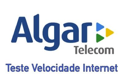 teste Internet CTBC ALGAR