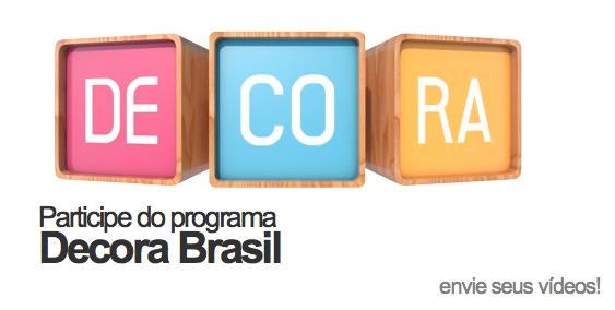 inscrição decora brasil