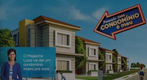 """Magazine Luiza """"Promoção esse Condomínio é Meu"""" - Participe!"""