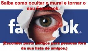 Como mudar a privacidade dos posts antigos no Facebook