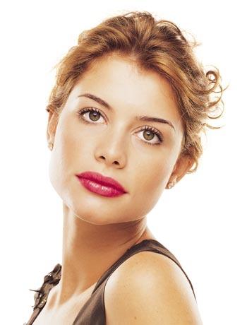 Alinne Moraes batom