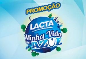 PROMOÇÃO LACTA MINHA VIDA NO AZUL - CADASTRAR