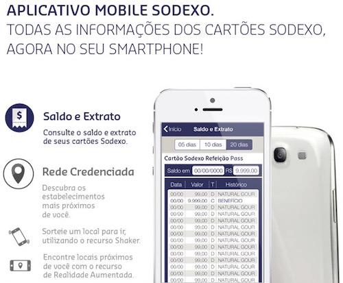 app mobile sodexo