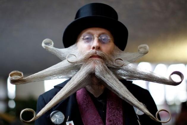 barba bizarra