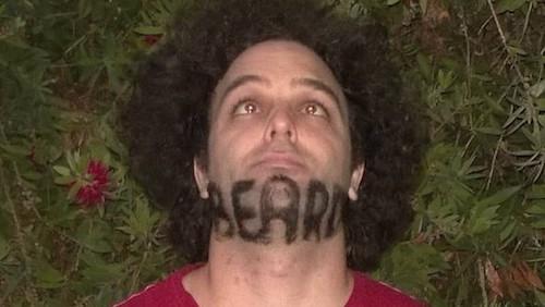 barba estranha