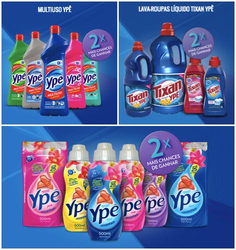 promoçao ype 2015 produtos