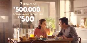 Promoção Margarina Delícia 2015 - R$ 500.000,00
