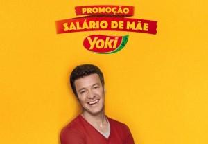 Promoção Yoki Salário de Mãe - 100 MIL REAIS POR MÊS