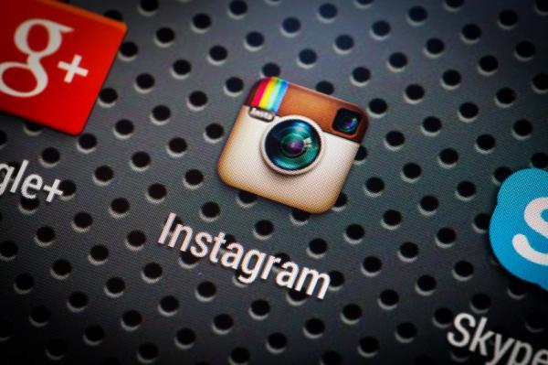 conta falsa de instagram