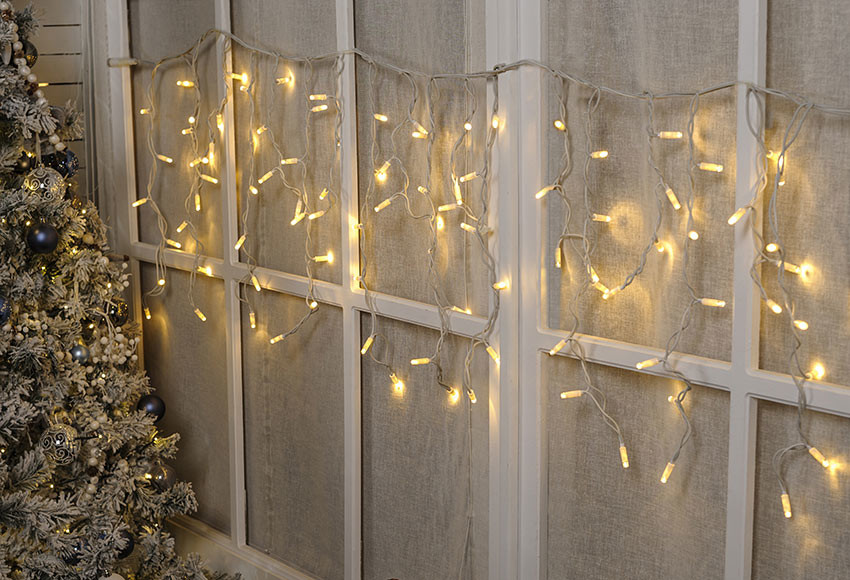 luzes de natal para decorar