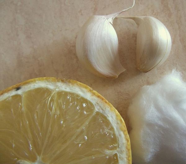 receita de alho e limao pra unhas fortes e grandes