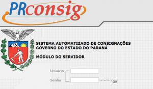 Como Criar a Senha para Acesso ao PRCONSIG - Portal do Servidor