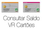 Consultar Saldo VR Alimentação www.vr.com.br
