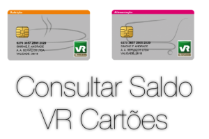 Cartão VR Benefícios consulta de saldo - www.vr.com.br
