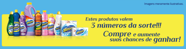 produtos participantes promoçao minuando 2016
