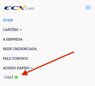 www.ecx.com.br chat desbloquear cartao alimentaçao
