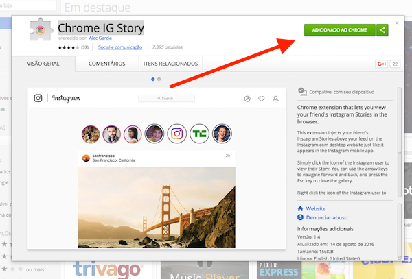 baixar videos instagram tutorial