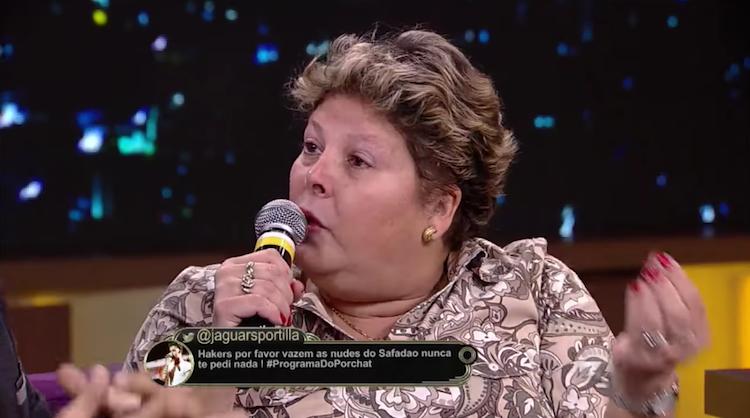 mae do Fabio Porchat