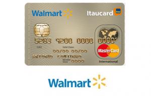 Cartão Walmart Itaucard MasterCard - Serviços On-Line