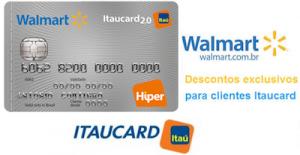 Saiba como desbloquear o Cartão Walmart Itaucard