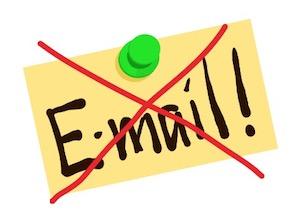 cancelar emails do hotel urbano