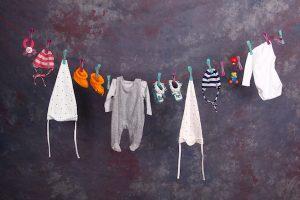 Como lavar as roupinhas do recém-nascido?