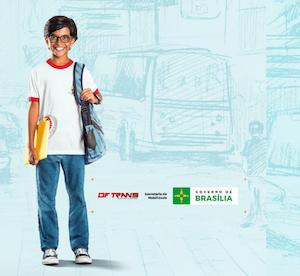 2ª via do Cartão Passe Livre Estudantil - DFTrans