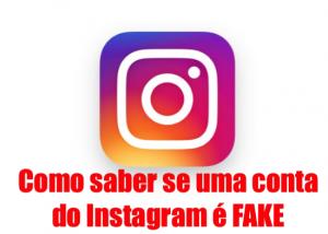 Como descobrir se uma conta do Instagram é falsa (PERFIL FAKE!)